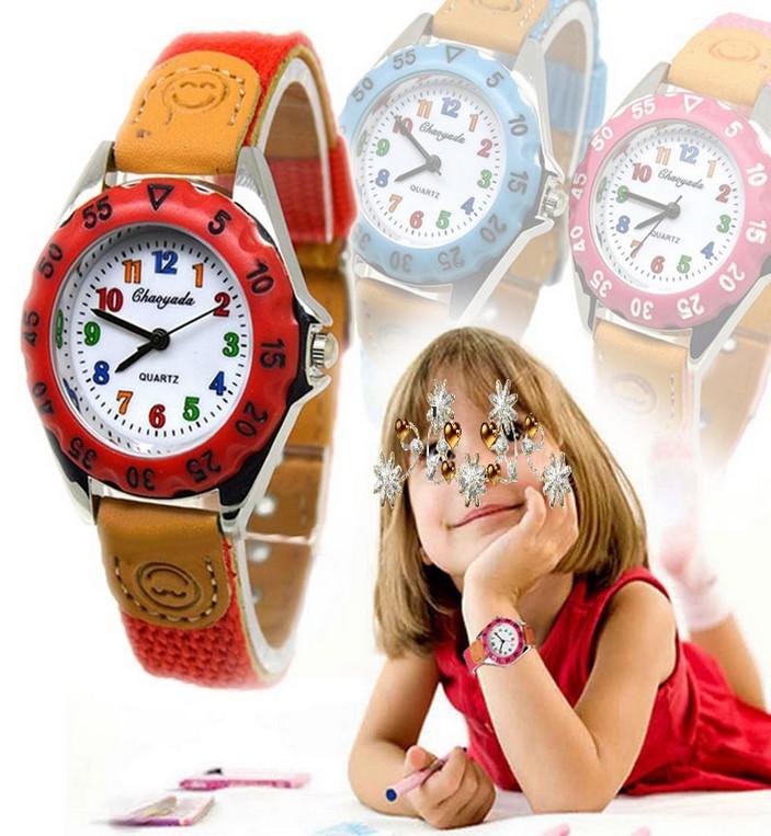 Montre tendance et intemporelle pour enfants, en vente sur Zappandoo.