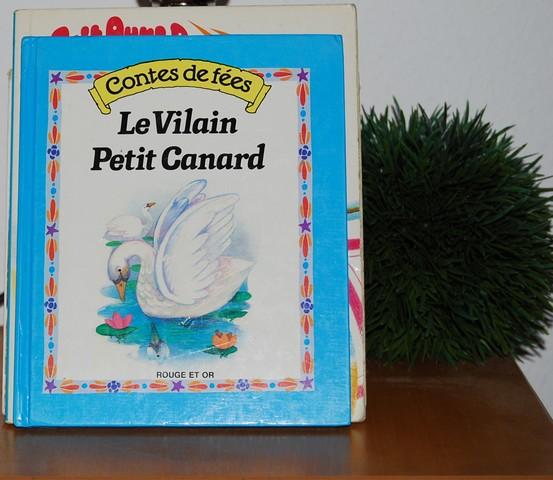 Le vilain petit canard, un intemporel pour petits enfants, en vente sur Zappandoo.