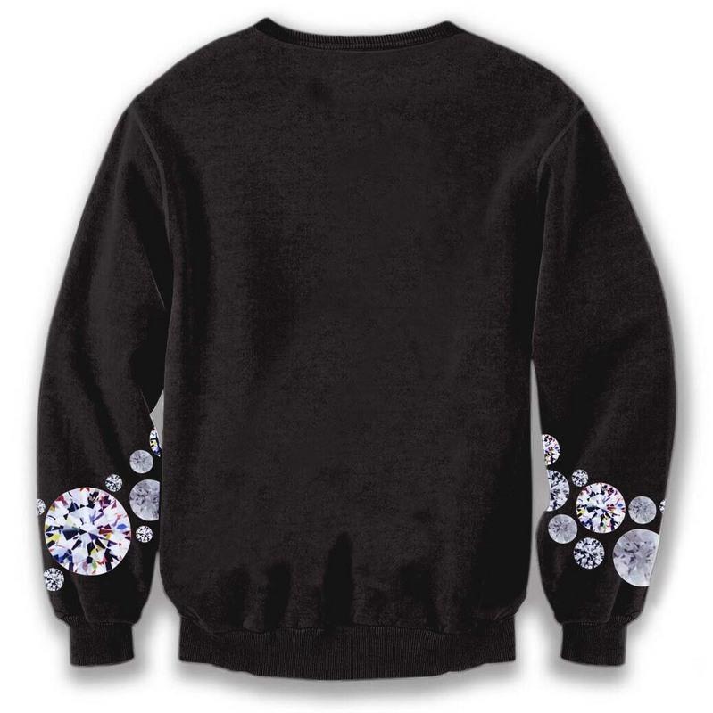 pulls tendance pour femme, avec motifs imprimés et brodés, en 3D et vente chez Zappandoo.