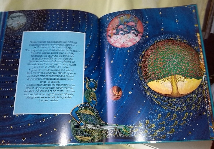 L'aube des saisons, un livre pour enfants, en vente chez Zappandoo.