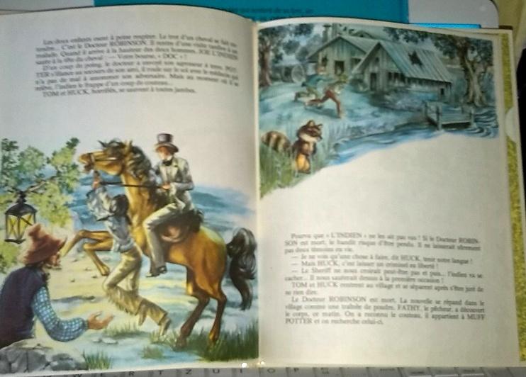 Tom Sawyer et le trésor. Un conte intemporel pour enfants en vente online sur Zappandoo.comunidades.net