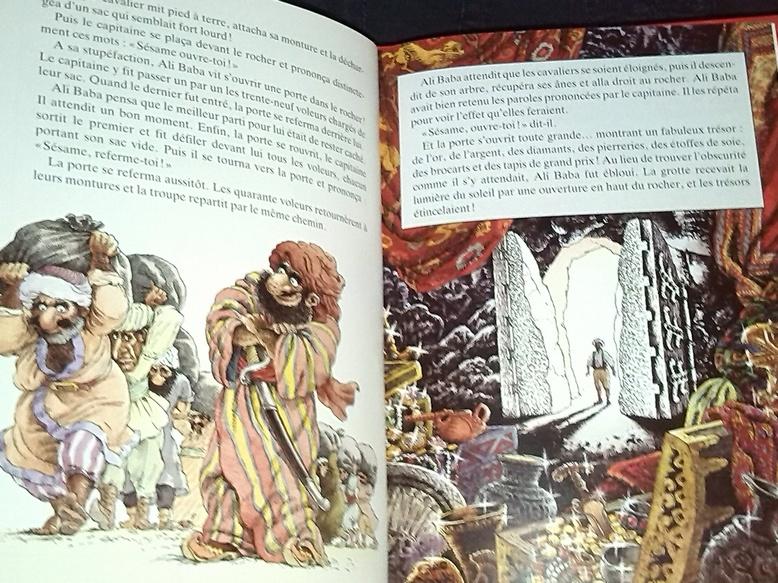 Ali Baba et les quarente voleurs. Un conte intemporel pour enfants. En vente online sur Zappandoo.comunidades.net
