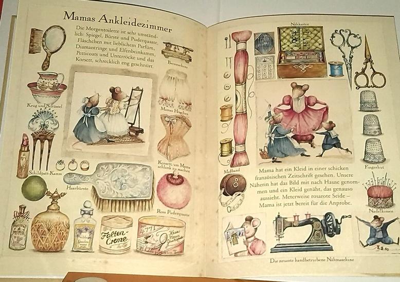 Das Stadtmaushaus. Un conte ancien pour enfants, en Allemand  et en vente sur  Zappandoo.
