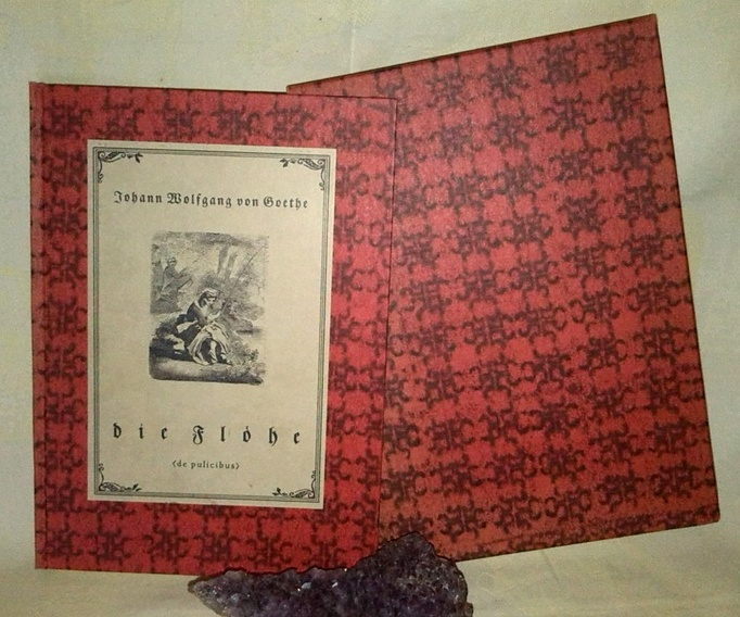 Die Flöhe, un conte pour enfants, en allemand et en vente sur Zappandoo.