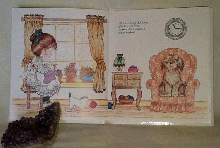 Das Rendez-vous, un conte pour enfants en Allemand et en vente chez Zappandoo.