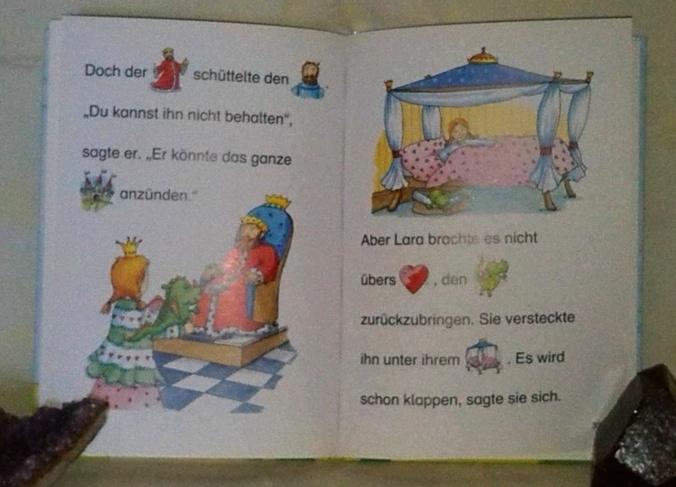 Prinzessinnen-Geschichten , un conte en Allemand pour enfants, en vente online chez Zappandoo.