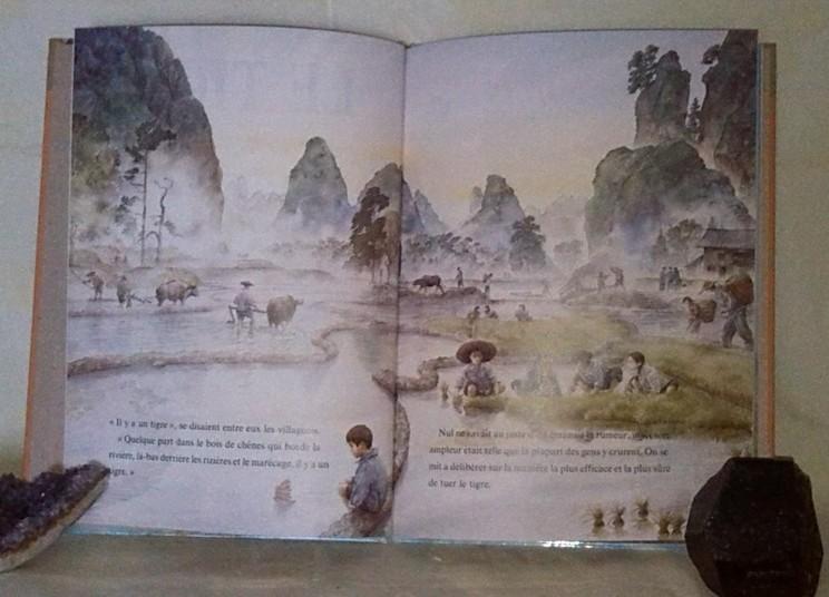 Il étatit une fois ..... Le Tigre. Un conte originale pour enfants, en vente online sur Zappandoo.comunidades.net