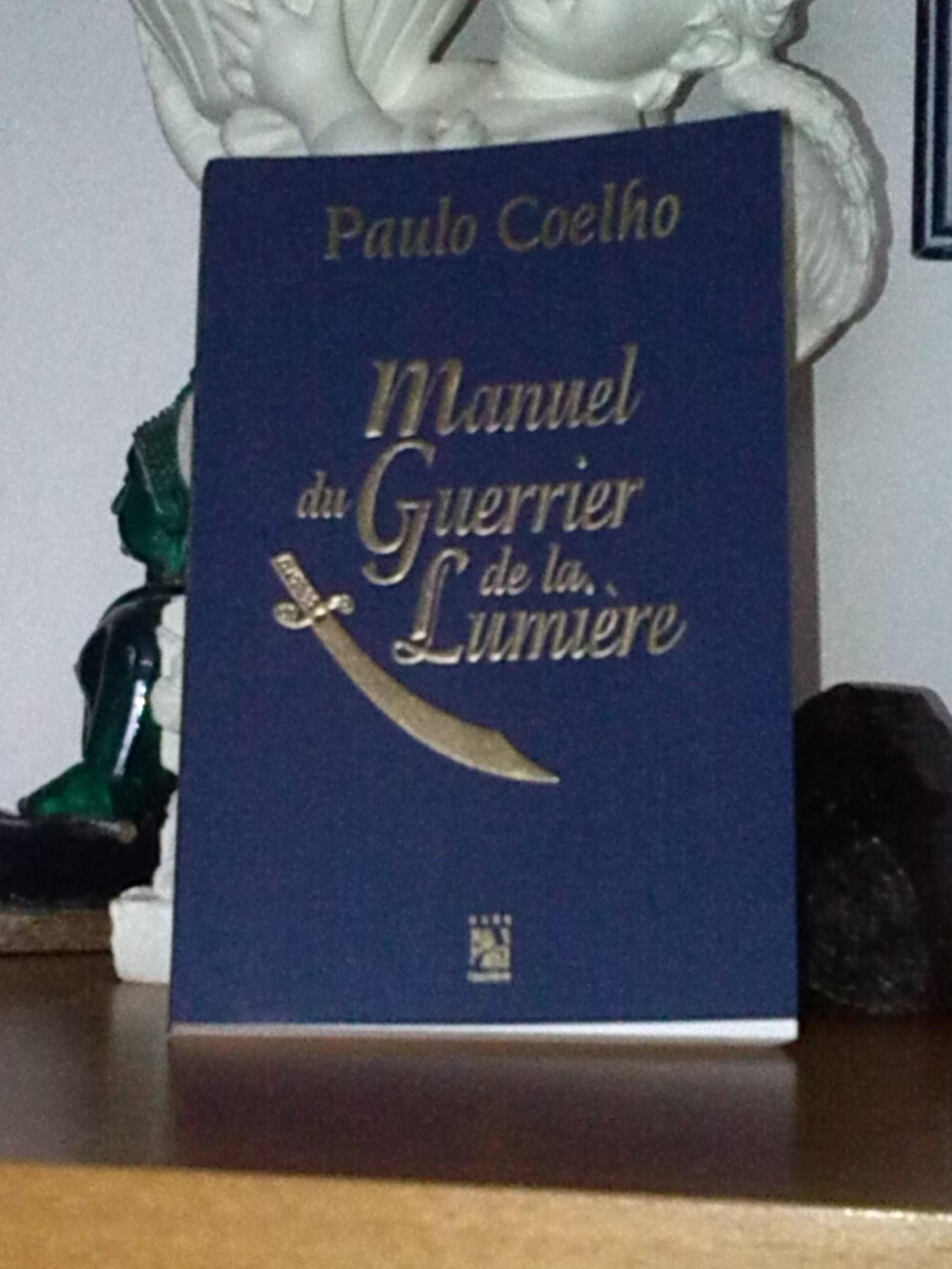 manuel du guerrier de la Lumière, en vente groupée sur Zappandoo.