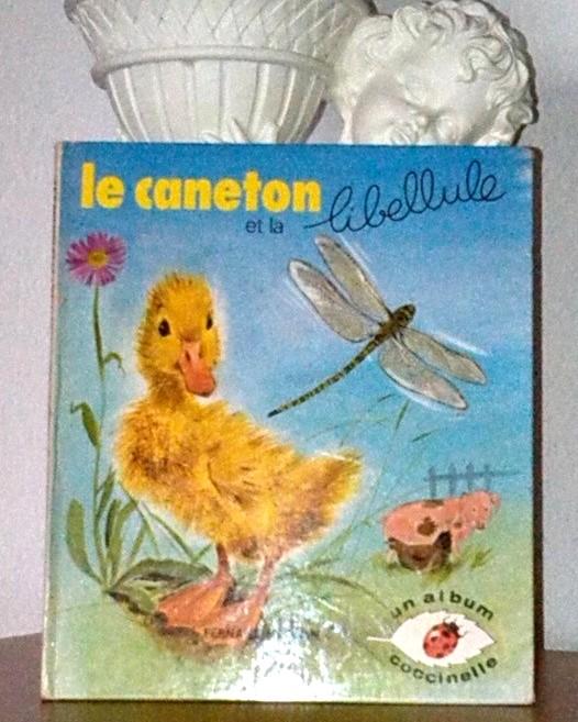 Le caneton et la libellule. Un conte ancien pour enfants, en vente sur Zappandoo