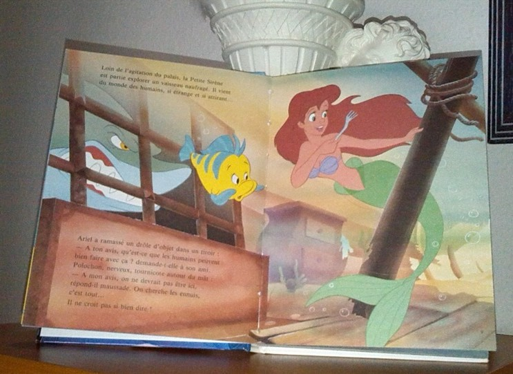 La petite sirène. Un conte intemporel pour enfants, en vente online sur Zappandoo.comunidades.net