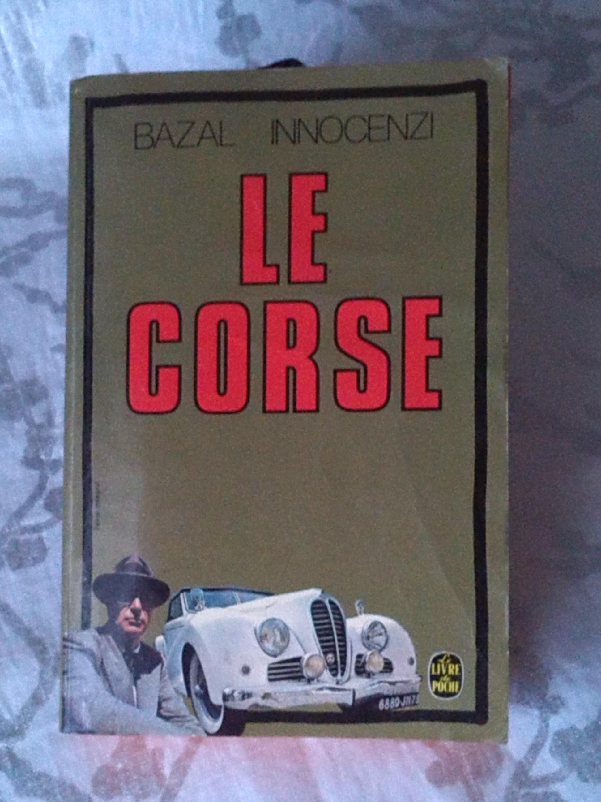 Le Corse, lecture pour adultes en vente chez Zappandoo.