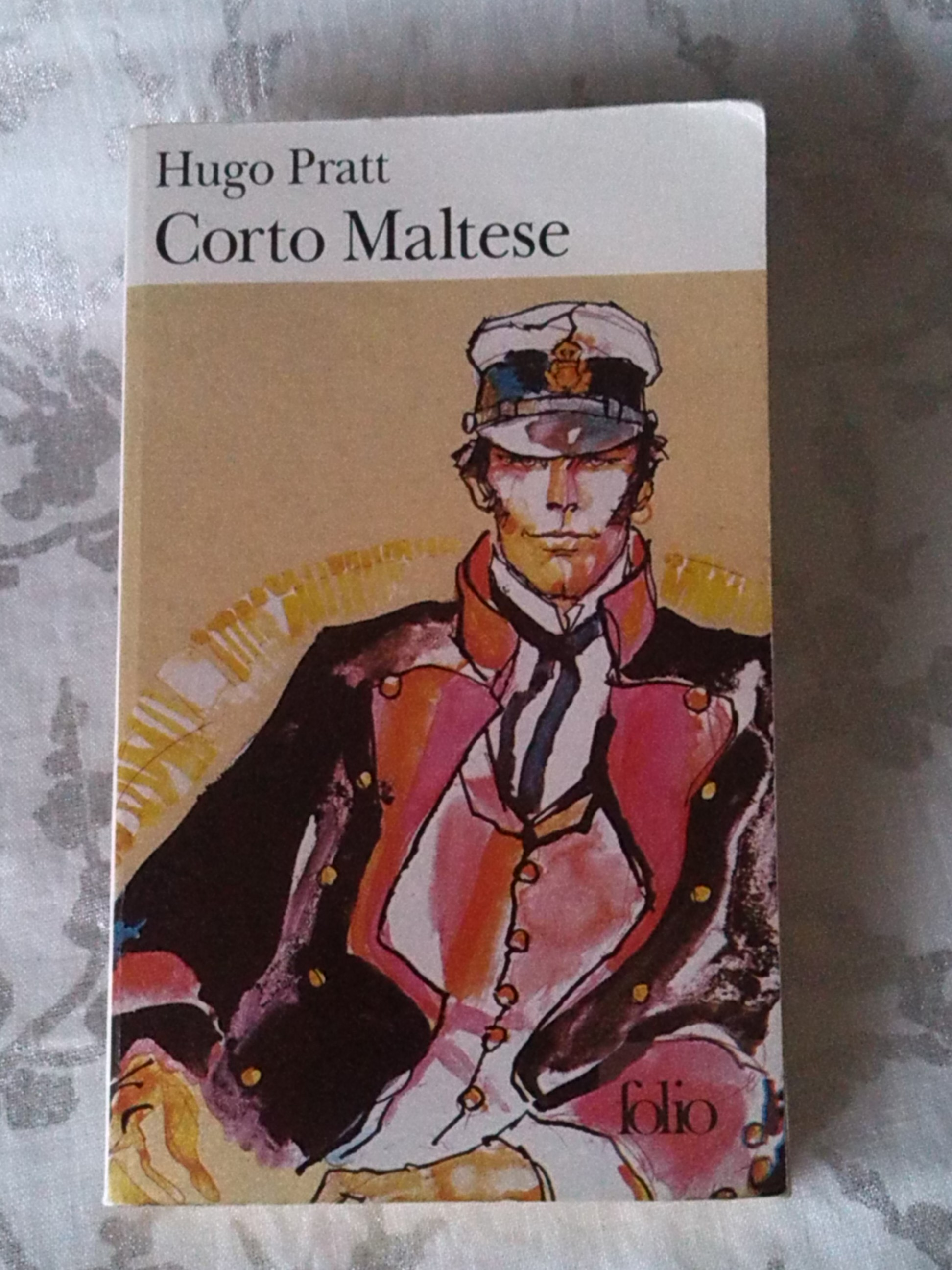 Corto Maltese, lecture pour adultes en vente chez Zappandoo.