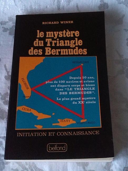 Le Mystère du triangle de Bermudes.