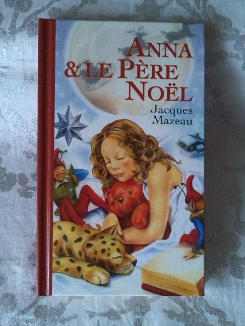 Anna et le Père Noël.
