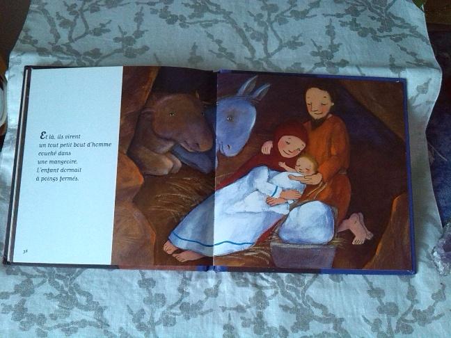 Noël  raconté aux petits