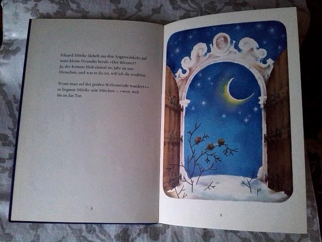 Un conte de Noël en Allemand pour enfants, en vente sur Zappandoo.