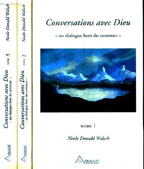conversations avec DIEU, en vente groupée sur Zappandoo.