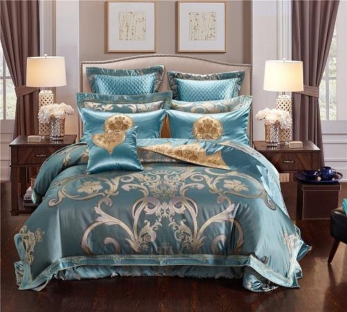 Linge de Lit de Luxe pour une chambre plein de charme
