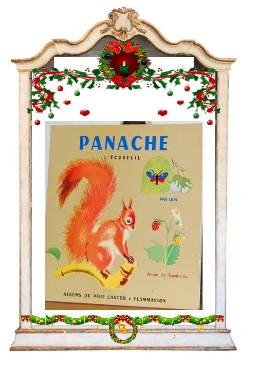 Chez zappandoo.comunidades.net, Panache l'Ecureil, un conte pour enfants.