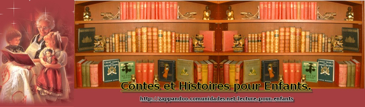 Livres rares et anciens, contes et histoires pour enfants, en vente chez zappandoo.