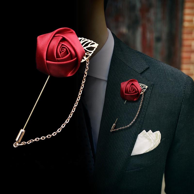 broches tendance et originales en vente sur Zappandoo, pour Homme.