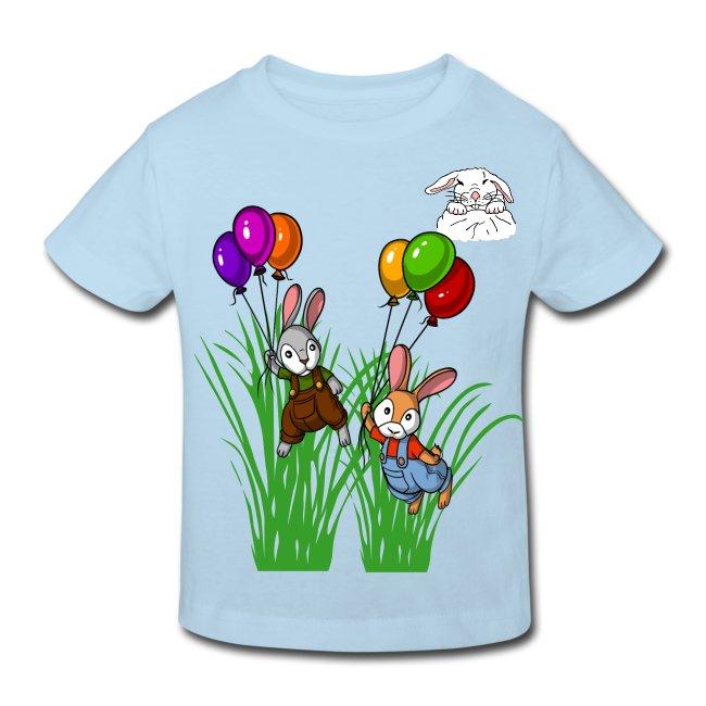 T-shirt de luxe pour enfants, en vente sur zappandoo.