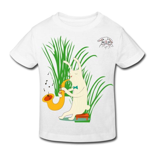 Collection * Les Lapinous* textile de luxe pour enfants, sur Zappandoo.
