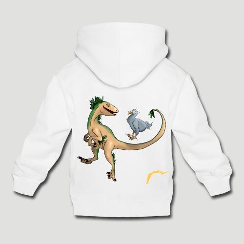 sweatshirts tendance pour enfants, dinosaure
