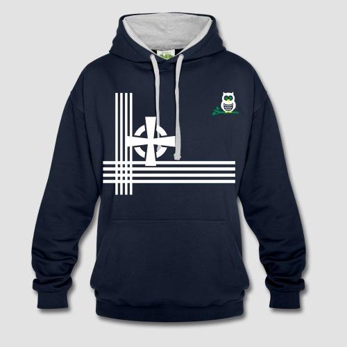 Sweaters tendance  à capuche et poches, imprimés originaux, pour homme, en vente sur Zappandoo