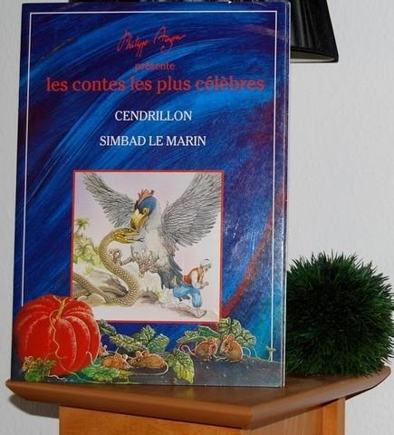Cendrillon et Simbad le marin, deux histoires intemporelles pour tous les enfants, un cadeau apprécié et inoubliable, en vente chez Zappandoo.