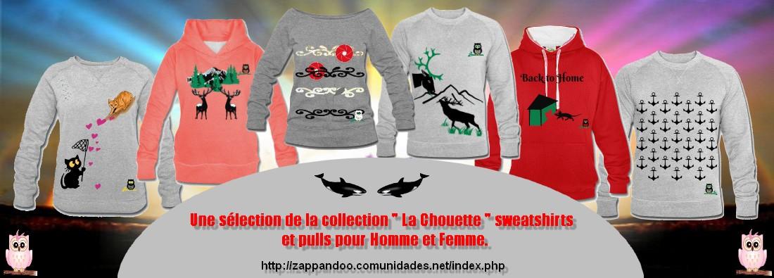 Nouveau: en vente chez Zappandoo, éditions spéciales Noël pour toute la Famille.