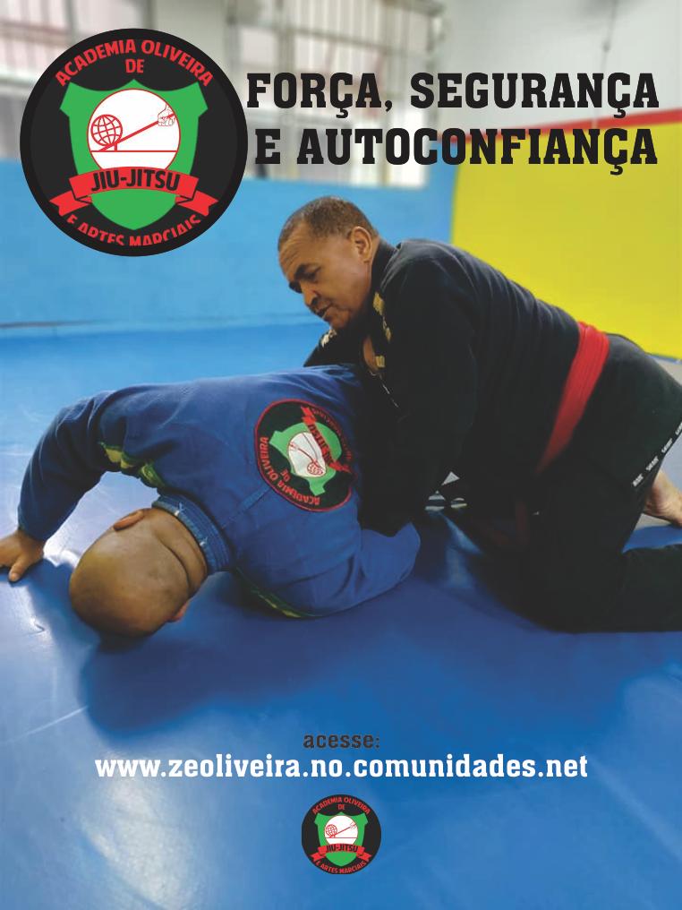 Academia Oliveira de Jiu-Jitsu e Artes Marciais - imag 1